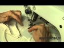 ✂️👗👕👍Как обработать край трикотажа на швейной машинке