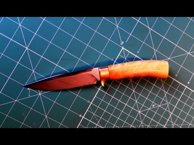 как сделать нож своими руками