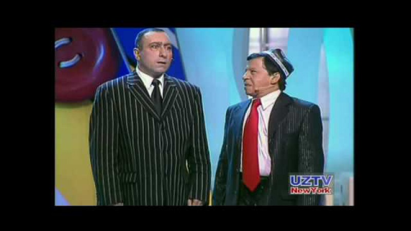 Obid Asomov Karen Avanesyan's Interview with UzbekNewYorkTV2010(PART 2)