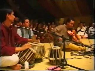 Music after Guru Purnima 2002