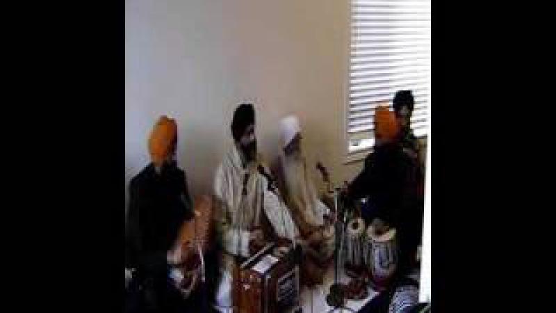 Davinder Partap Singh Ji, Matte Matang 1