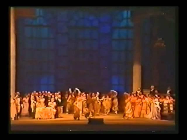 Tchaikovsky Eugene Onegin-Teatro Colon Opera 1997