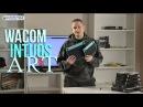 Wacom Intuos Art обзор графического планшета