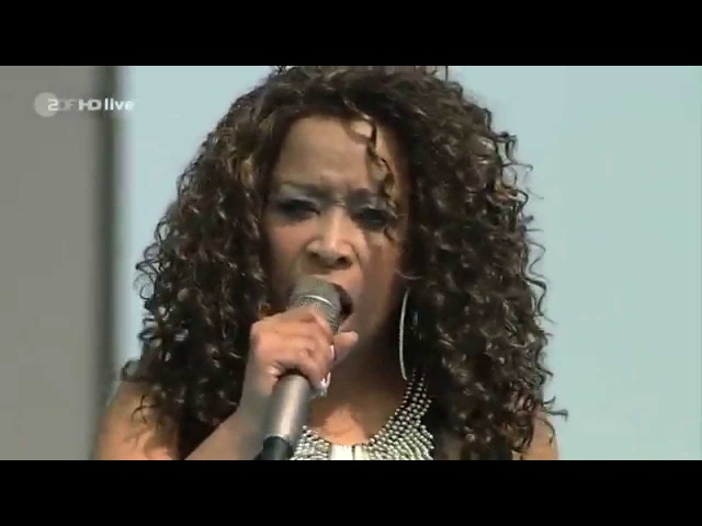 Snap! - Rhythm Is A Dancer (ZDF Fernsehgarten 1-6-2014)