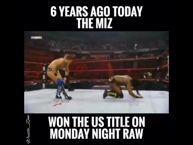 "[BMBA] Wrestling Wizard on Instagram: ""WWWF WWF WWE WRESTLING WRESTLEZONE HISTORY RAW KOFIKINGSTON THEMIZ 6 years ago"