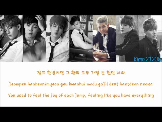 BTS (방탄소년단) - Jump [HangulRomanizationEnglish] Color Picture Coded HD