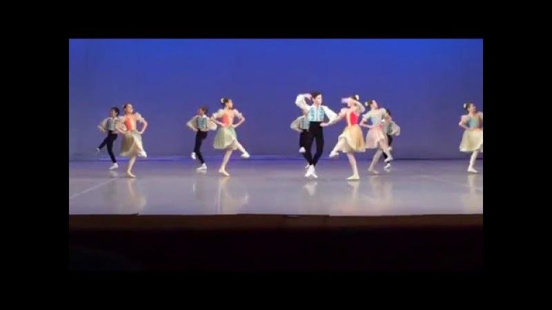 Детский танец из балета' Эсмеральда '