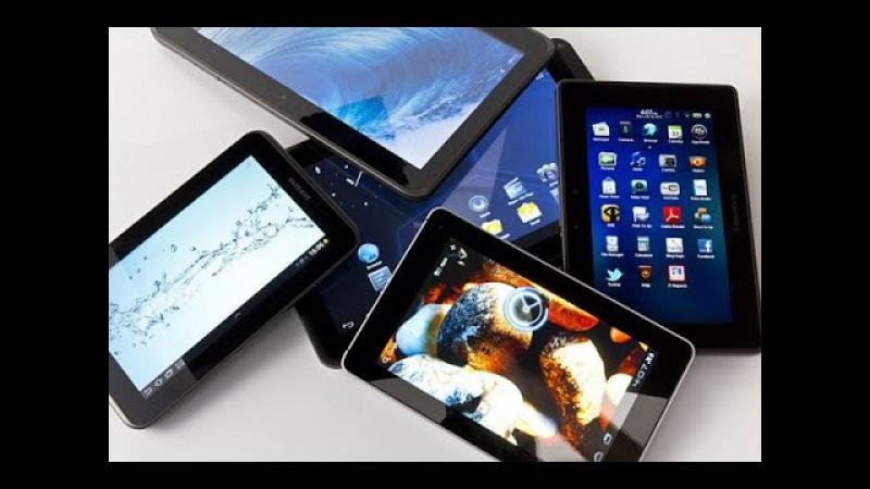 Обзор хороших недорогих планшетов