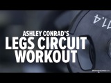 Ashley Conrad's High-Intensity Leg Circuit Workout - Bodybuilding.com