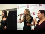 Wilson Phillips performing