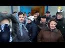 На власні очі. Київський патріархат атакує православний храм у с.Кути