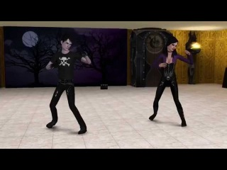 Sims 3 Custom Animations Pack 2 - Action, Dance, Walk, Talk