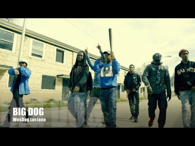 Big Dog - WesDog [NR clips] (Новые Рэп Клипы 2016)