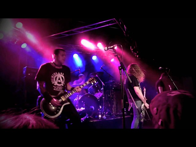 TRAGEDY : live at Tampere, Finland 13.5.2011
