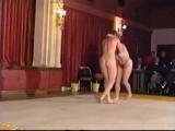 Maggie Jennings vs Ayeshia Festelle Female Wrestling