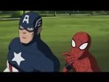(1 сезон 17 серия) Великий Человек-паук | Ultimate Spider-Man