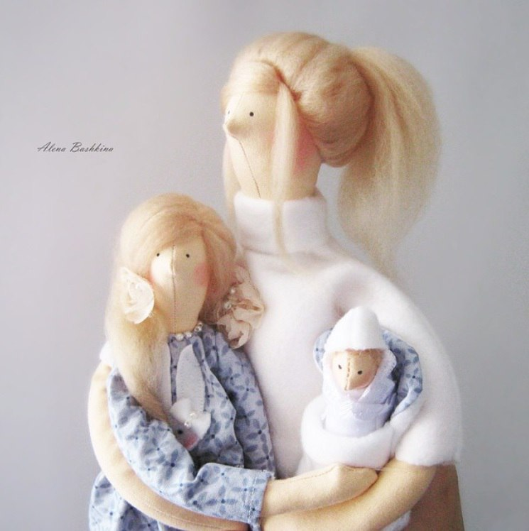 тильда мама