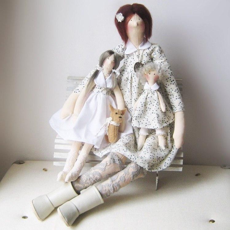 куклы семейные