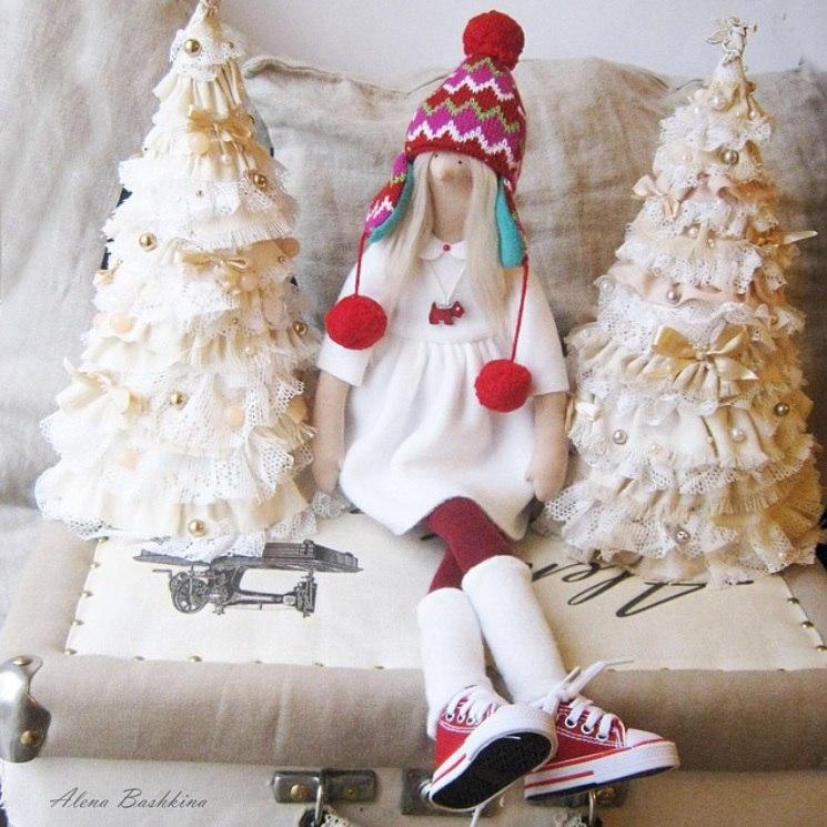 красивая кукла фото