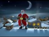 Дед Мороз с колокольчиком