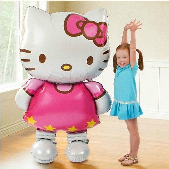 Hello Kitty — большая надувная