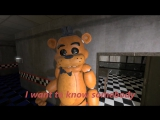 (Fnaf x sfm) Foxy dont angry with Bonnie - YouTube [720p]