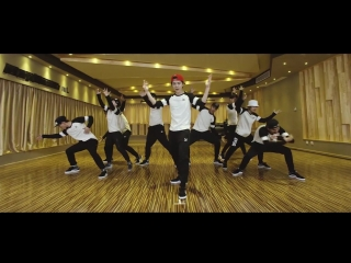 LuHan 鹿晗 - Football Gang/超级冠军 Dance Practice Video 练习室版 [MV]