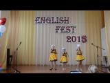 school 14, English Fest