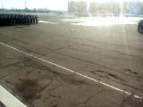 Подготовка к параду Кантемировская дивизия