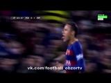 Барселона 4:1 Эспаньол | Гол Неймар