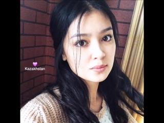 Kazakh girls  красивые казашки 2015