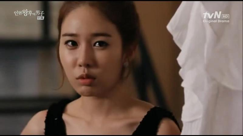 Рыцарь королевы Инхён Queen In Hyun's Man [11 16] озвучка GREEN TEA