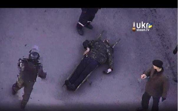 """Отдельные эпизоды по делу о разгоне митингующих нужно расследовать по статье """"терроризм"""", - адвокат Майдана Тытыч - Цензор.НЕТ 3248"""