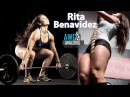 Rita Benavidez CrossFit Athlete Olympic Weightlifter Female Fitness Motivation