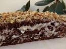 Шоколадный Торт на Кефире - Обалденный и Сочный Chocolate Cake, English Subtitles