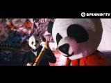 R3HAB &amp DEORRO - Flashlight (Official Music Video)