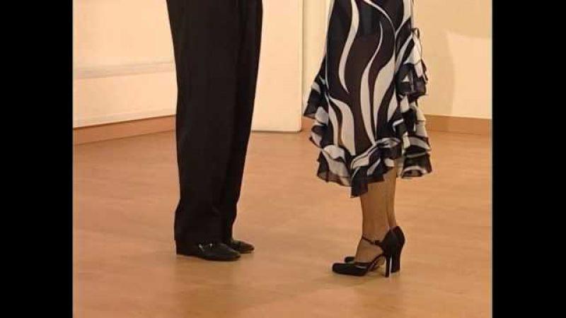 Учимся танцевать САМБА - Базовые движения 6/7