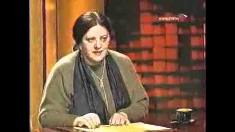 Школа злословия [13.11.2002] Рената Литвинова