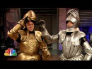 Late Knights Race with Johnny Knoxville (Late Night with Jimmy Fallon)