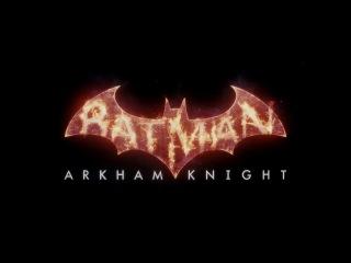 Batman Arkham Knight GMV- I Am Machine