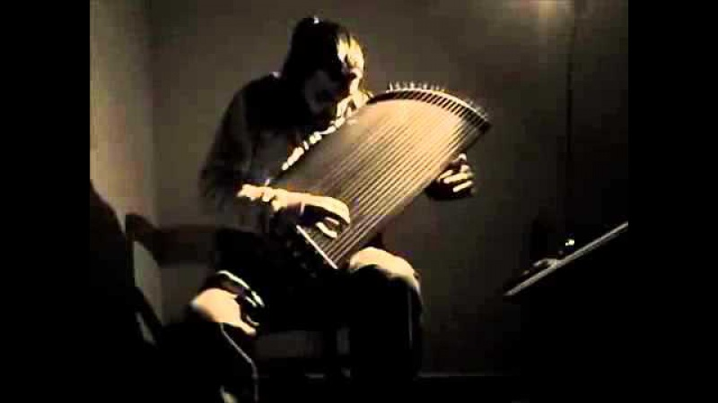 Lamento di Tristano played on Medieval psaltery from CMS 290