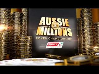 Aussie Millions 2015 - $250K Challenge - Final Table - Episode 2/3