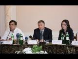 Аваков плеснул водой в лицо Саакашвили