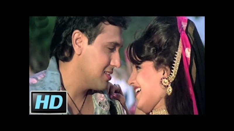 Teri Kismat Mein - Mamta Kulkarni, Govinda.Video Song.(1080HD) 1995г