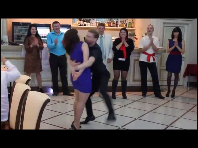 Танец настоящего мачо