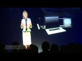 Intel Technology Conference Holographic Presentation