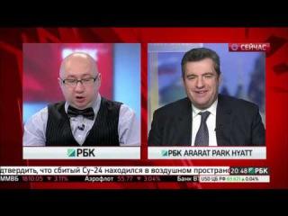 Турция сбила российский бомбардировщик Су-24: Как Москва ответит Анкаре? Часть II