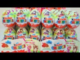 200 Киндер Сюрпризов,Unboxing Kinder Surprise Shrek,PopPixie,Маша и Медведь,Фиксики