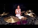 Lindsey Raye Ward - Linkin Park feat. Daron Malakian - Rebellion (Drum Cover)