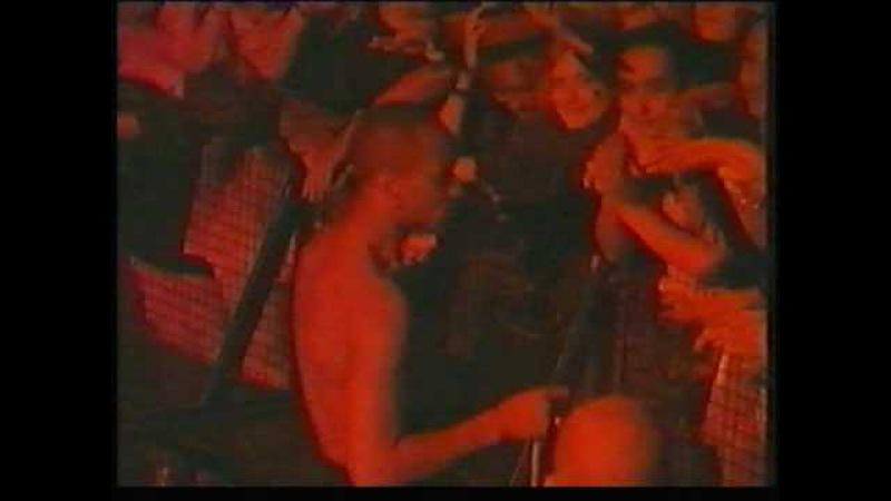 The Prodigy - Jam Track Into Rhythm Of Life (Live @ Glastonbury 1995)